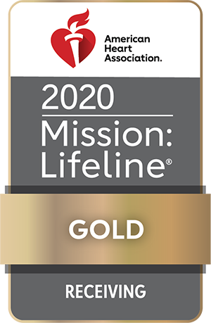 2020 Mission Lifeline Gold Receiving